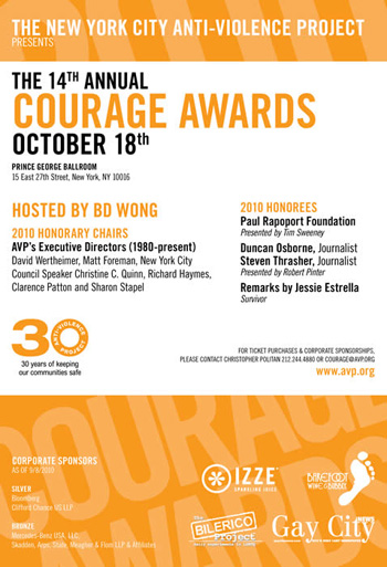 Courageawards