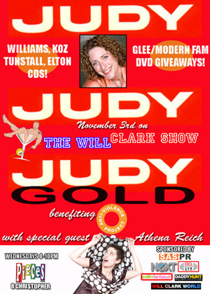 WillClarkShowPosterNov32010BLOG2