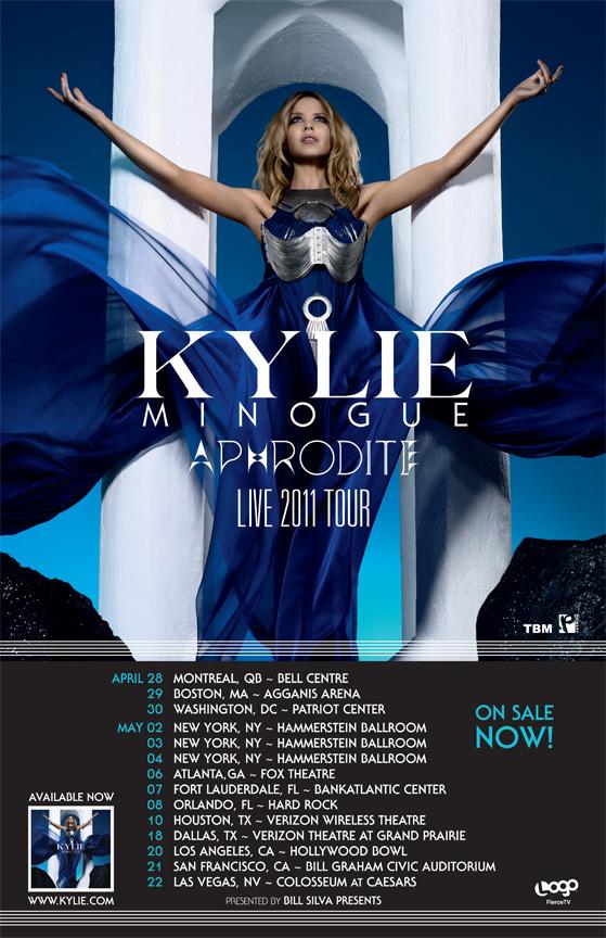 Minogue-poster